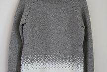 пуловер-наволочка