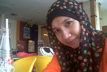 My Self ^-^ / foto diri sendiri :)