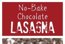 no-bake goodies
