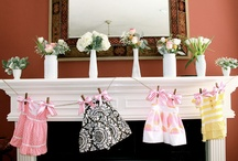 Ya gotta see the bay-beeee / Baby shower inspiration  / by Candice