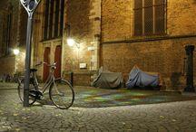 Trajectum / Utrecht city lighting