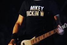 Mikey effin Way / This folder is for all the pics of  Mikey in the Mikey effin Way shirt