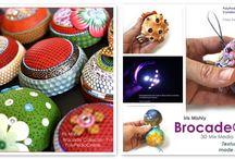 Mix Media Polymer Clay Jewelry