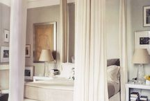 Bedroom- peaceful/romantic / by Nicc Paschal