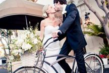 Bicycle Wedding Theme