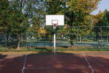 Canestri / Basketball playgrounds!