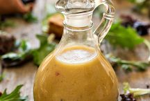 Sauces and Dressings
