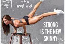 Fitspiration / Because health and fitness should be the goal, not simply being thin. / by Rachel Sier
