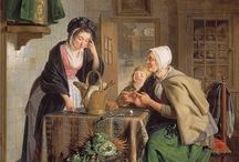 painting 18 century