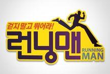 Running Man <3 / A Korean Variety Show That Will Make You Laugh! :)    -Don't Walk, Run! / by Sara Otero
