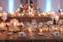 Golds and Silvers- Wedding Inspiration