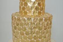 Wedding Color: Gold