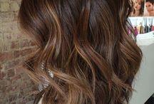 Vlasy - barva