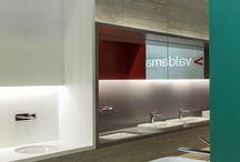 Valdama @ Cersaie 2012 / Valdama a #Cersaie2012 #Valdama #ceramics #style #project #interiordesign #bathroom