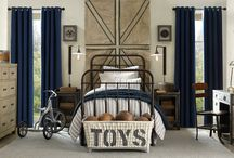 Boy Vintage Bedroom