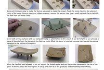 Ceramic techniques