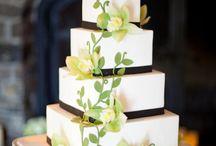 Tort pentru nunta (primavara)