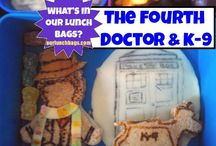 Doctor Who Lunches / by Karen Q