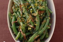 Side dishes /veges