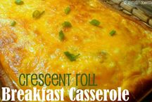 Recipes - Crescent Rolls
