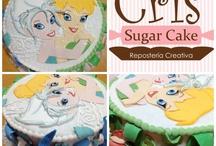 Tartas / Variedad de modelos en tartas...