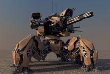 future land warfare