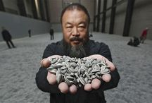 "Liu Xiaobo "" Ai- Weiwei"" / Art and philosohpy.Art is not only Art...its much more,,,"