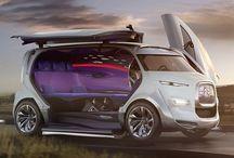 Future Vehicles / http://FuturisticNews.com/category/Future-Transportation/ / by futuris