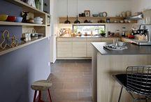 KüchenIdeen / IDEENSAMMLUNG  ...       farbliche Gestaltung, praktische Ideen,  Raumeindruck, Beleuchtungslösungen uvm
