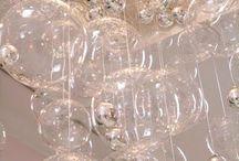 Bubble light fixtures