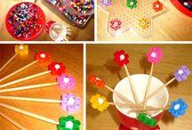 DIY ENFANT - perles à repasser