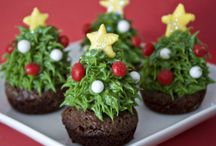 Christmas Cupcakes / by Teresa Powell