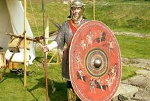 Late Roman Reenacment 3.-5.century AD
