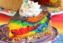 *Rainbow Recipes & Everything's *