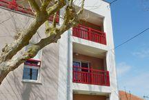Résidence les Allées d'Océane / 9 logements du T2 au T4 avec balcons et loggias au coeur du Bassin d'Arcachon - France