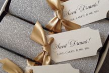 studioLMC invitations and accessories / Custom Invitations and Related Accessories