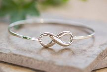 Classic Affordable jewellery: Infinity / Our beautiful infinity jewellery. gift, love, mother, valentine