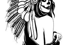 Crânio Indiano