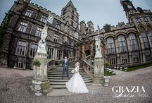 Carlton Towers Wedding Photography / Weddings at Calton Towers, East Yorkshire by Grazia Louise Photography