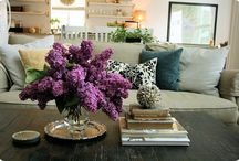 Coffee Table Decor  / by Angelika Anderson