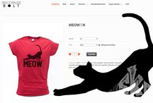 "Skiccpause ""Cat"" Print"