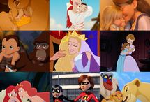 Disney Classic Movies and Shows / by Teresa Cronin