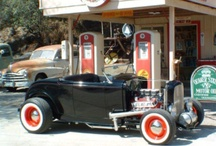 Traditional Hotrods / by Steve McCarthy