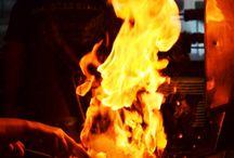 """Οι Τηγανιές& Σχάρες παίρνουν """"φωτιά""""! / Οι Τηγανιές& Σχάρες παίρνουν """"φωτιά""""!  Σας περιμένουμε να περάσουμε άλλη μια όμορη μέρα...   #Τηγανιές& #Σχάρες #Ψητοπωλείο #Θεσσαλονίκη"""