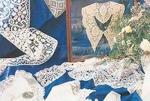 Pillow lace/Kloskant
