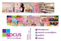 Cadeau's bij Focus