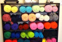 crochet organization / by Deborah Cahill