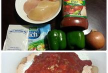 Healthy eating recipes / Weight watchers