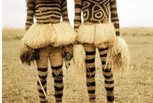 folklore/ritualistic costumes