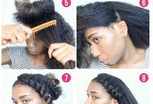 Naptural85 / Naptural85, natrural hair, kinky hair...
